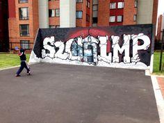 Art Project Colombia - LMP #StreetArt
