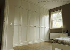 Interieurbouw: Klassieke kledingkasten