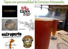 Degustación de tapas y cervezas artesanales (Sant Magí 2012)
