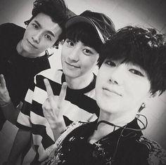 Donghae & Chanyeol in SJ Yesung's Instagram Update =3