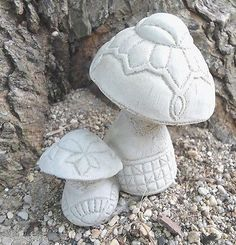 latex-double-mushroom-mold-plaster-mold-cement-mold-casting-garden-mould