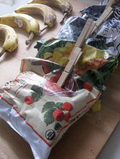 New Nostalgia – Ziplock Freezer Smoothie Packs