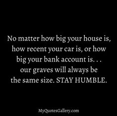 No matter how big your house is