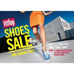 Fitflop Shoes Sale 1 Utama Shopping Centre