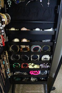 VIDEO Jewelry Collection Storage organization qvc safekeeper