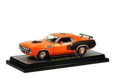 M2 Machines 1:24 Scale HEMI 50 Years of HEMI R 42 4-06 1971 Plymouth HEMI Cuda