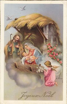 """""""Maria, José e Jesus iniciam a caminhada em busca da salvação dos homens. O presépio é o item mais importante da decoração de Natal, pois representa o real motivo da data, afinal dia 25 de Dezembro devemos orar pelo nascimento de Jesus e contar a história de seu nascimento para nossas crianças, pois somente com fé poderemos sonhar e realizar um mundo melhor...!!!"""""""