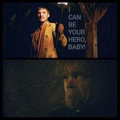 Prince Oberyn my new hero..... Congratulations to him. <3