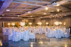 wesela / bankiety / konferencje - Villa Omnia - Przyjęcia z klasą, pasją i smakiem