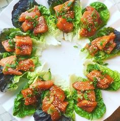 Kulinaari: Thaimarinoidut avokado-lohiwrapit