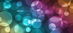 Awesome digital bokeh effect in Photoshop #photoshop #tutorials #tips