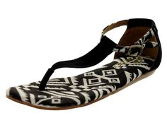 TOMS Women's Playa Sandal  More than 50% off!