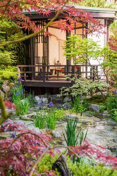 O-mo-te-na-shi no NIWA - The Hospitality Garden by Kazuyuki Ishihara