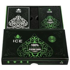 Unique Playing Cards, Plastic Playing Cards, Poker Chips Set, Decorative Boxes, The 100, Deck, Ebay, Toys, Activity Toys