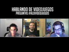 Hablando de videojuegos en DIRECTO con Fukuy 5