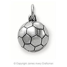 Soccer Ball Charm from James Avery