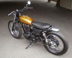250TR custom
