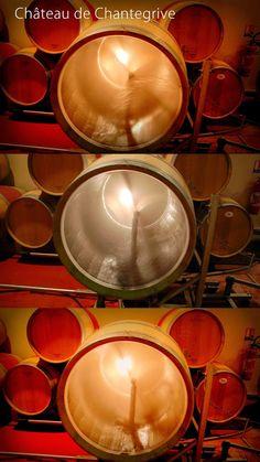 Les thermes de Chantegrive : Soutirages et Thalasso de barriques ! blog château de Chantegrive Hui, Tea Lights, Candles, Deco, Wood, Pictures, Life, Thermal Baths, Sun
