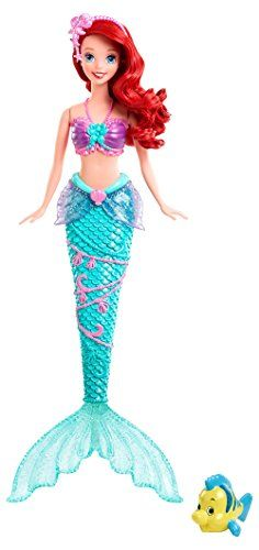 Disney Princesses - X9396 - Poupée - Ariel Aquatiques Disney http://www.amazon.fr/dp/B00C6PX2B6/ref=cm_sw_r_pi_dp_RC7pwb1TV3B05