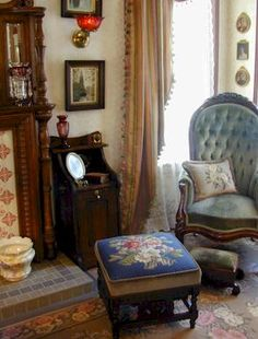 1000 images about victorian interior design on pinterest victorian interiors victorian style. Black Bedroom Furniture Sets. Home Design Ideas