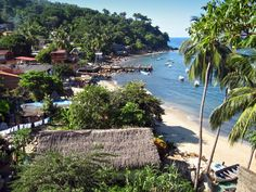 Yelapa is a wonderful, relaxing day....and they will bring fresh caught lobster right to you!