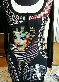Krasne tričko tunika