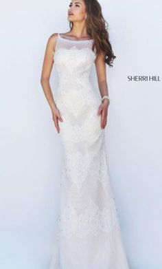 Other Sherri Hill 50300: buy this dress for a fraction of the salon price on PreOwnedWeddingDresses.com