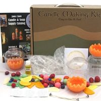 Making candles is a great hobby or business endeavor. Once you get the hang of it, the process is quite simple. For those who have the basics down cold, consider experimenting with the art of making hand dipped candles. While these lo