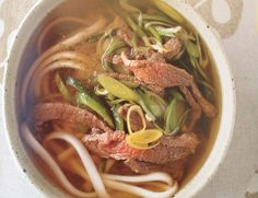 sopa de fideos udon