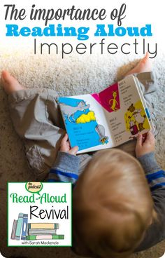 Read Aloud Revival: The Importance of Reading Aloud Imperfectly