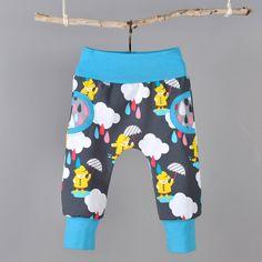 faux-pocket pants : 006