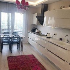 вподобань, 101 коментарів – Interior Desing & Home De… Interior Desing, Interior Design Kitchen, Kitchen Decor, Style At Home, Home Modern, Decoration Design, Home Fashion, Living Spaces, Sweet Home