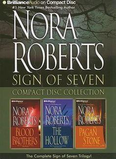 Love Nora Roberts .. this trilogy was excellent!
