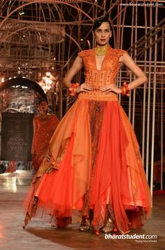 Tarun Tahiliani's Collection at the Aamby Valley India Bridal Fashion Week, 2013 https://www.facebook.com/TarunTahiliani