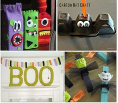 30 Popular Halloween Activities and Crafts For Kids from Tip Junkie