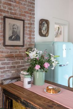 Breeze & Lauren's New Orleans Shotgun Filled With Vintage Charm