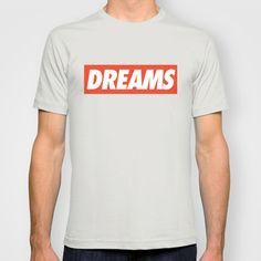 Dreams T-shirt by Anatoli Nicolae - $22.00
