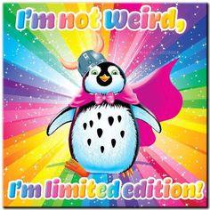 Made by Lisa Frank Lisa Frank Stickers, Diamond Paint, Rainbow Art, Cross Paintings, 90s Kids, Mosaic Art, Penguins, Fun Crafts, Paper Crafts
