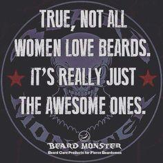 Give me Beard, give me life.