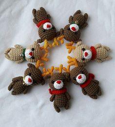 Рукоделочки от Кати. Амигуруми, вязание крючком
