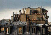 Les toits de Paris – 40 images exclusives!