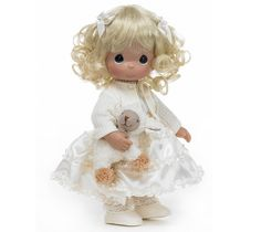 Precious Moments 12 Inch Doll, 'Ewe So Sweet' Blonde, New with Tag/Box, 4541 Plastic Canvas Tissue Boxes, Plastic Canvas Patterns, Space Theme Preschool, Monster High Custom, Dollhouse Toys, Precious Moments Figurines, Crochet Humor, Bride Dolls, Monster High Dolls