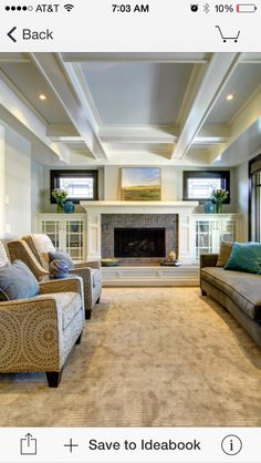 clean white custom milled fireplace surround with shiplap and stone accents for the home pinterest fireplace surrounds