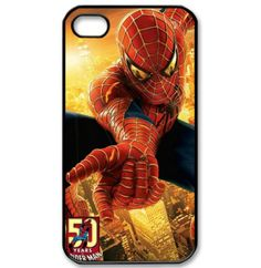 Spider Man iPhone 4 4s and 5 and iPod touch Cover Case custom❤