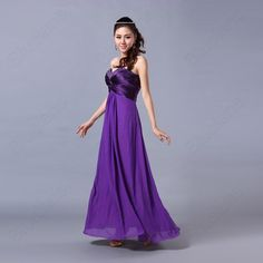 Dreamy Amazing Sexy Strapless Sweetheart Purple Lace Up Floor Long Evening Party Dress