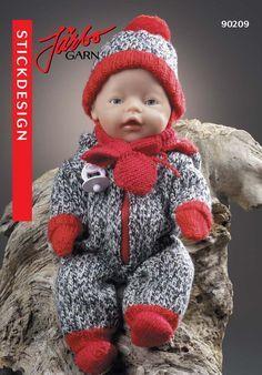 Knitting Dolls Clothes, Crochet Baby Clothes, Doll Clothes Patterns, Doll Patterns, Baby Born Clothes, Pet Clothes, Knitting For Kids, Baby Knitting Patterns, Crochet Dolls