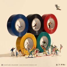 #LittelPipol 568 Le littel olimpiadi dell'elettricista.