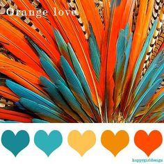 Color Inspiration Boards « HAPPYGIRLDESIGN/Custom Website Design/Branding/Marketing/Logo Design More