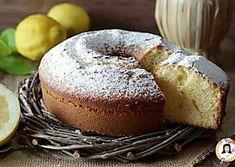 Ciambella al limone soffice - Anche Bimby e Video ricetta Torta semplice