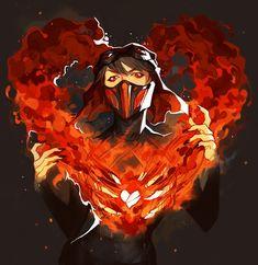 Mortal Kombat Skarlet By Mortal Kombat Memes, Mortal Kombat Art, Mortal Kombat Cosplay, Kung Lao, Mortal Combat, Mileena, Shall We Date, Video Game Characters, Fighting Games